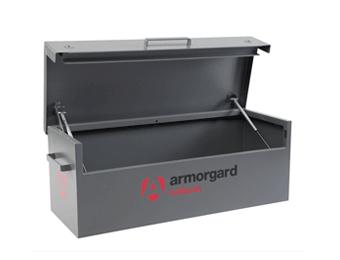 Secure Vehicle Storage