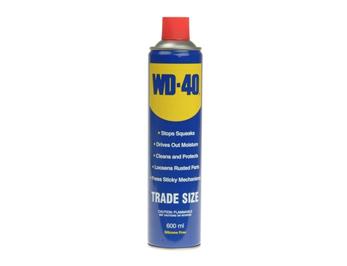 Lubricating Sprays & Oils