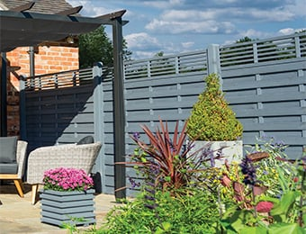 Fencing and Landscaping