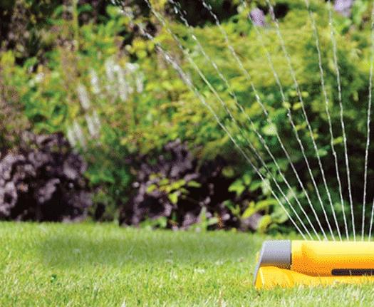 Sprinklers & Water Irrigation