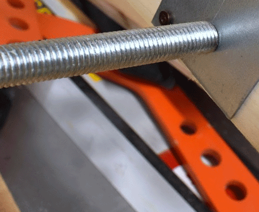 Threaded Rod & Chemical Resin