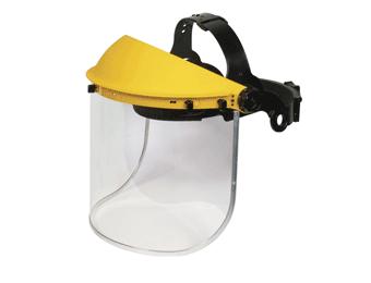 Safety Visors & Face Shields