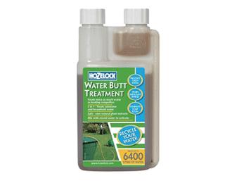 Water Butt Treatment