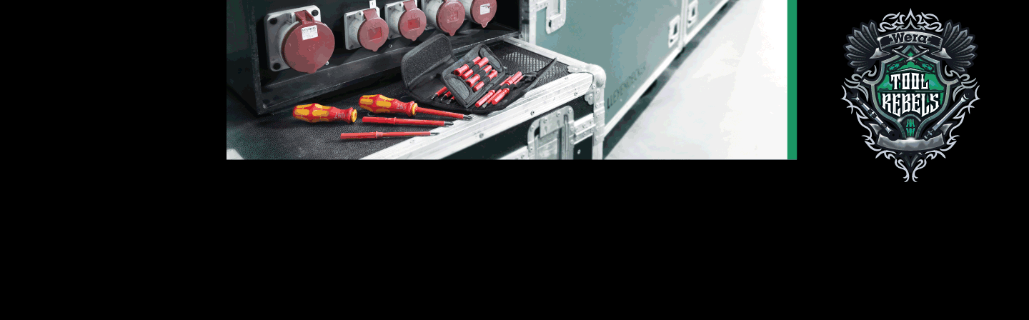 VDE Insulated Screwdrivers
