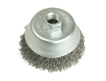 Cup Brushes For Angle Grinders