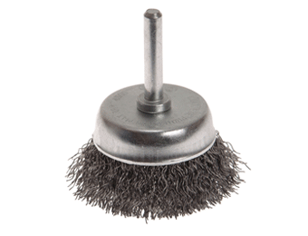 Cup & End Brushes For Drill Mounting