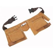 Blue Spot Tools Double Leather Tool Pouch - Regular