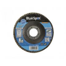 BlueSpot 115mm Flap Disc P40 (Single)