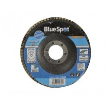 BlueSpot 115mm Flap Disc P60 (Single)