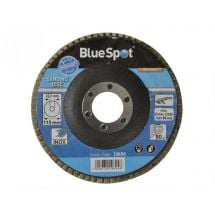 BlueSpot 115mm Flap Disc P80 (Single)