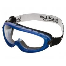 Bolle BOLATOFAPSI Atom Safety Goggles Clear - Ventilated Foam Seal