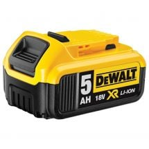 DeWalt DCB184 18v XR 5.0Ah Li-Ion Battery (Single)