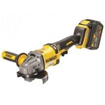 DeWalt DCG414T2 54v XR Brushless FlexVolt 125mm Angle Grinder 6.0Ah/2.0Ah Kit