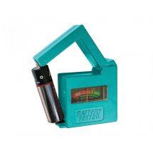 Faithfull FAIDETBAT Battery Tester for AA, AAA, C, D and 9V