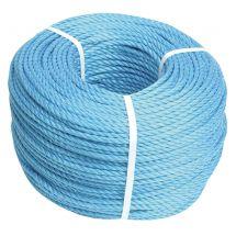 Faithfull Blue Poly Rope 10mm 220m