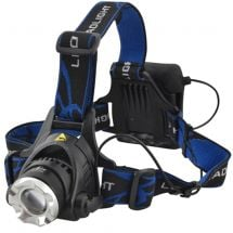 Lighthouse LED Zoom Head Torch