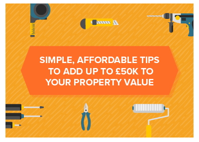 Simple Tips to Add up to £50k to Your Property Value