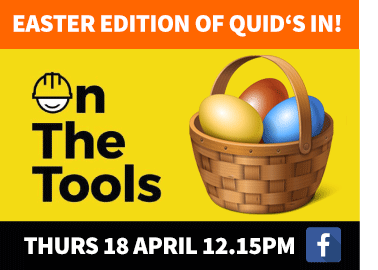 Special Easter Edition of Quids In!