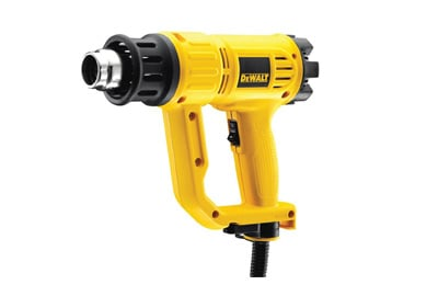 An Introduction to Heat Guns - Uses, Types & What to Consider