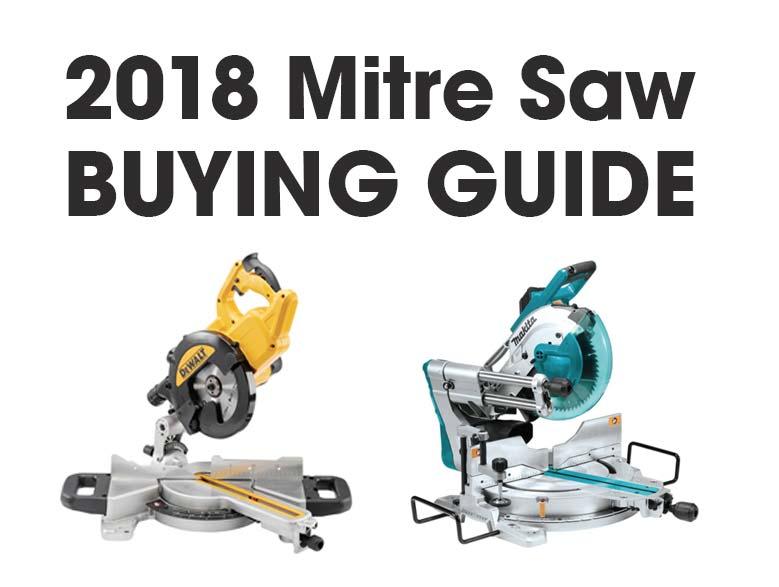 Best Mitre Saws  2018