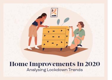 Analysing Lockdown:  Home Improvement In 2020.