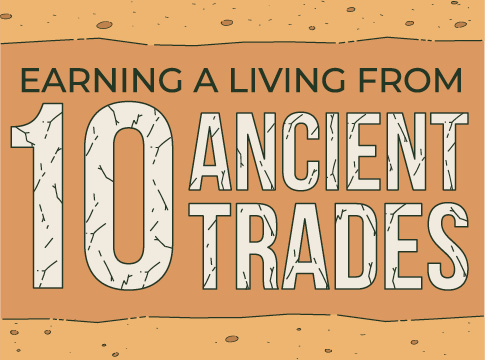 Earning A Living From 10 Ancient Trades