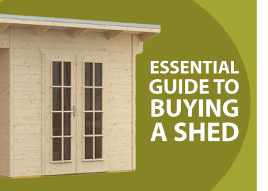 Essential Guide to Buying a Shed