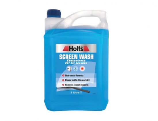 Holts Screenwash & De-Icer