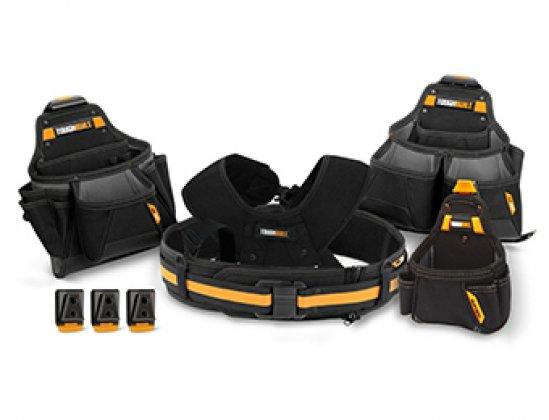 Toughbuilt Tool Belts & Pouches